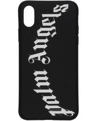 Palm Angels Smartphone-Hülle - Schwarz