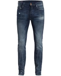 True Religion - Jeans ROCCO Relaxed Skinny Fit - Lyst