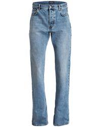Balenciaga - Bootcut-Jeans - Lyst