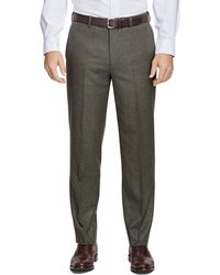 Brooks Brothers - Fitzgerald Fit Flannel Trousers - Lyst