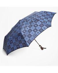 Brooks Brothers - 200th Anniversary Special-edition Mini Umbrella - Lyst