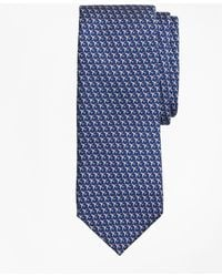 Brooks Brothers - Airplane Motif Print Tie - Lyst