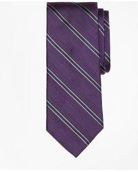 Brooks Brothers - Herringbone Framed Stripe Tie - Lyst