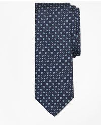 Brooks Brothers - Flower And Dot Tie - Lyst
