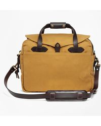 Brooks Brothers - Filson® Twill Computer Briefcase Bag - Lyst