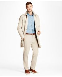 Brooks Brothers - Newbury Trench Coat - Lyst