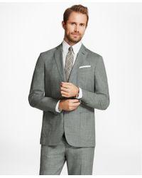 Brooks Brothers | Regent Fit Brookscloudtm Grey Suit | Lyst