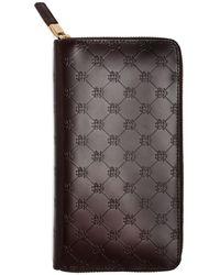Brooks Brothers - Golden Fleece® Embossed Travel Wallet - Lyst