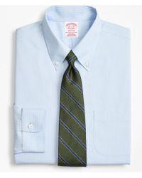 Brooks Brothers - Madison Classic-fit Dress Shirt, Non-iron Tonal Ground Stripe - Lyst