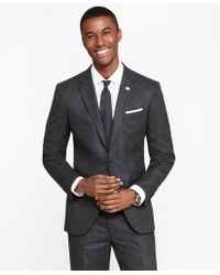 Brooks Brothers - Milano Fit Stretch Flannel 1818 Suit - Lyst