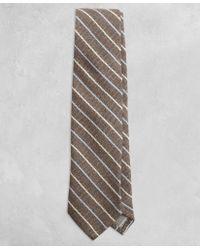 Brooks Brothers - Golden Fleece® Two-tone Stripe Tie - Lyst