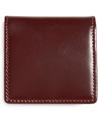 Brooks Brothers - Cordovan Coin Case - Lyst