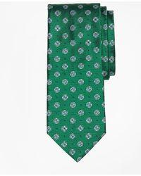 Brooks Brothers - Framed Diamond Medallion Tie - Lyst