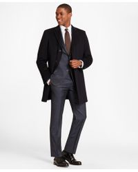 Brooks Brothers - Brooksstorm® Short Town Coat - Lyst