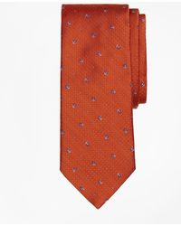 Brooks Brothers | Tossed Golden Fleece® Parquet Tie | Lyst