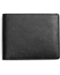 Brooks Brothers - Saffiano Leather Wallet - Lyst