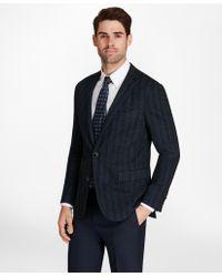 Brooks Brothers - Regent Fit Herringbone Knit Sport Coat - Lyst