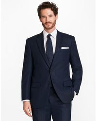 Brooks Brothers - Madison Fit Textured Alternating Stripe 1818 Suit - Lyst