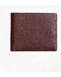 Brooks Brothers - Leather Wallet - Lyst