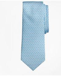Brooks Brothers - Airplane Motif Print Tie - Lyst
