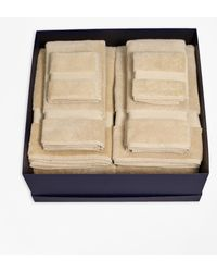 Brooks Brothers - Terry Bath Sheet Gift Set - Lyst