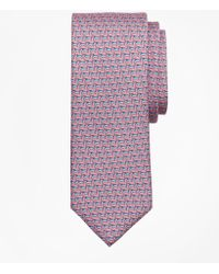 Brooks Brothers - Dolphin Print Tie - Lyst
