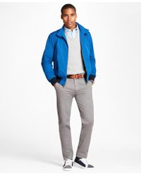 Brooks Brothers - Water-repellent Bomber Jacket - Lyst