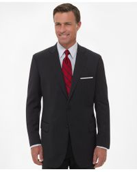 Brooks Brothers | Two-button Suiting Essential Stripe Jacket | Lyst