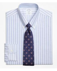 Brooks Brothers - Brookscool Slim Fitted Dress Shirt - Lyst