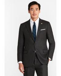 Brooks Brothers - Fitzgerald Fit Saxxontm Wool Herringbone 1818 Suit - Lyst
