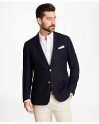 Brooks Brothers - Regent Fit Textured Blazer - Lyst