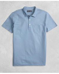 Brooks Brothers - Golden Fleece® Short-sleeve Polo Shirt - Lyst