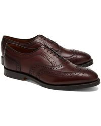 Brooks Brothers - Leather Wingtips - Lyst