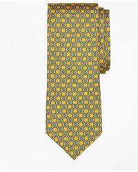 Brooks Brothers - Circle Link Print Tie - Lyst