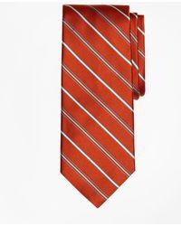 Brooks Brothers - Alternating Stripe Tie - Lyst