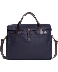 Brooks Brothers - Exclusive For Filson® Tin Cloth Briefcase - Lyst