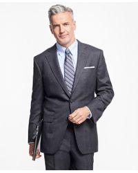 Brooks Brothers | Golden Fleece® Madison Fit Plaid Suit | Lyst