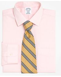Brooks Brothers - Non-iron Regent Fit Spread Collar Dress Shirt - Lyst