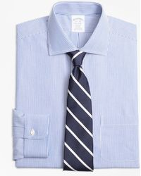 Brooks Brothers - Non-iron Regent Fit Candy Stripe Dress Shirt - Lyst