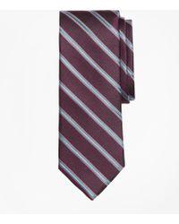 Brooks Brothers - Textured Ground Split Stripe - Lyst