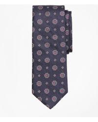 Brooks Brothers - Flower Medallion Tie - Lyst