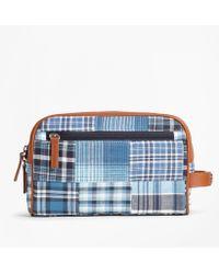 Brooks Brothers - Patchwork Travel Kit - Lyst
