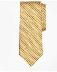 Brooks Brothers - Windboard Print Tie - Lyst