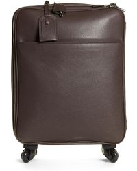 Brooks Brothers - Pebble Leather Trolley - Lyst