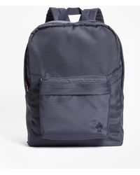 Brooks Brothers - Tech Twill Backpack - Lyst