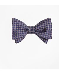 Brooks Brothers - Parquet Link Bow Tie - Lyst