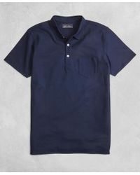 Brooks Brothers - Golden Fleece® Short-sleeve Polo Shirt - Lyst