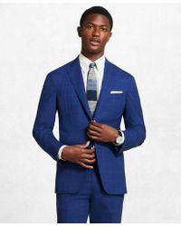 Brooks Brothers - Golden Fleece® Window Check Suit - Lyst