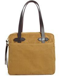 Brooks Brothers - Filson® Medium Zippered Tote Bag - Lyst
