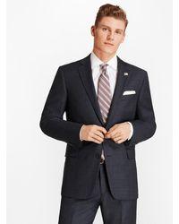 Brooks Brothers - Regent Fit Open Plaid 1818 Suit - Lyst